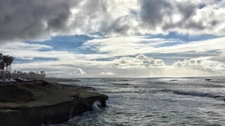 San Diego braces for series of storms