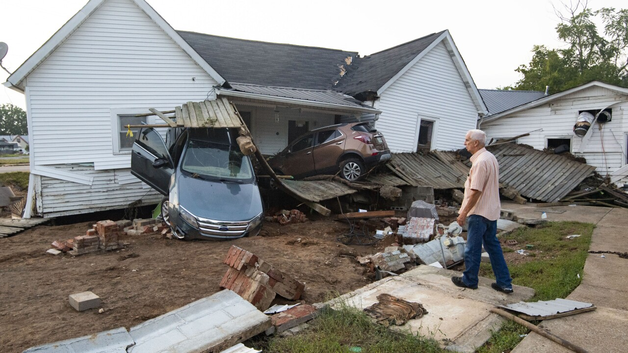 Tennessee Flooding