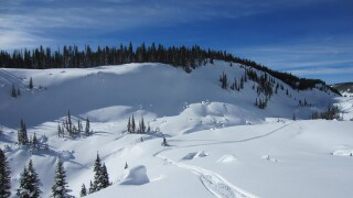Snowpack impacted by changing weather trends