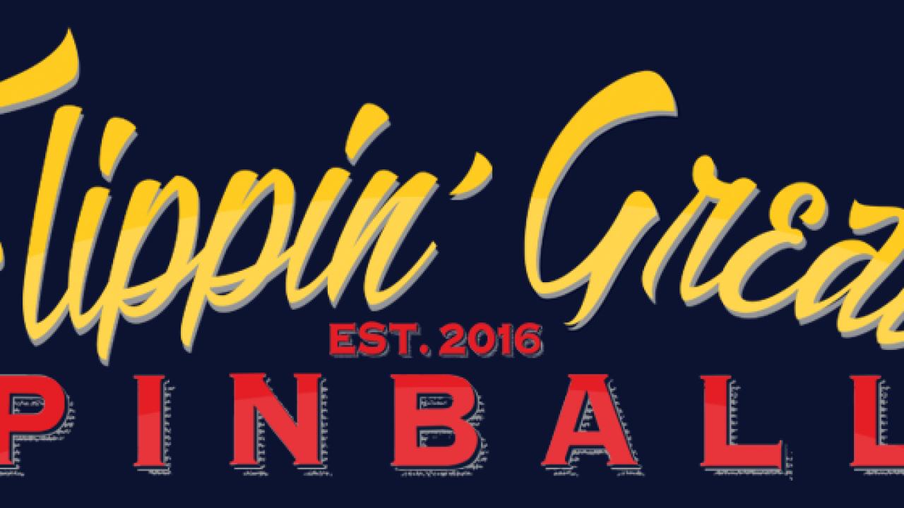 Flippin Pinball Grand Opening