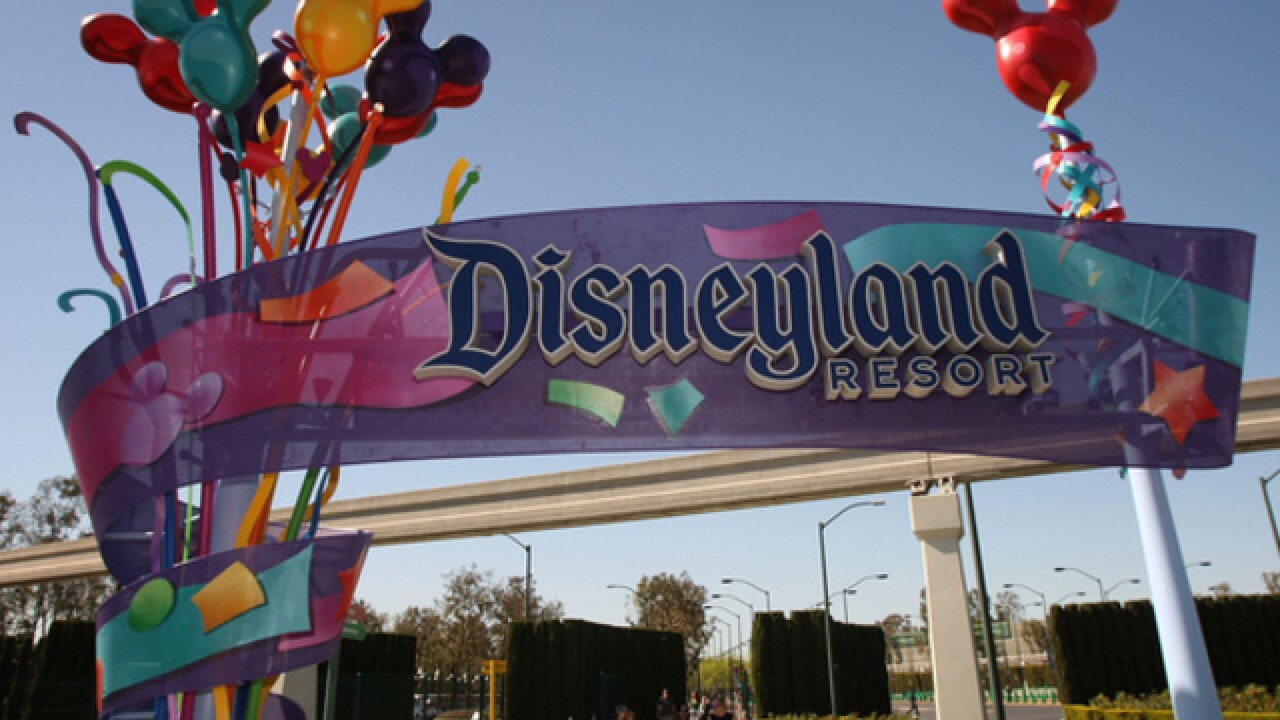 Some Disneyland rides halt after power outage, riders rescued