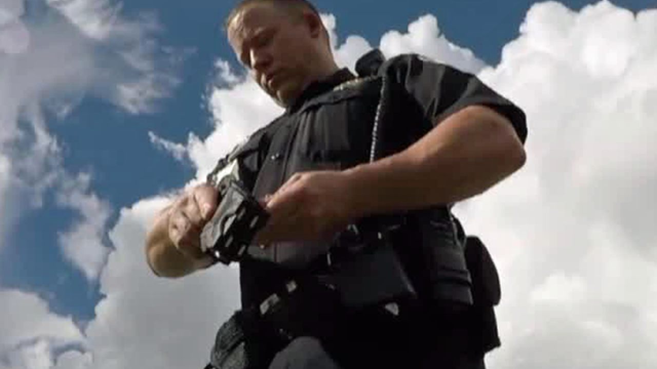 Newer body-camera system unveiled