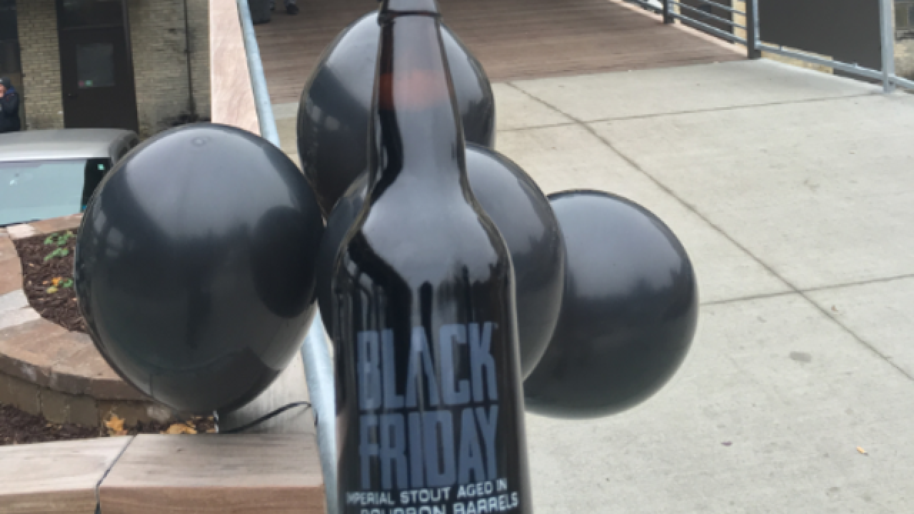 Lakefront Brewery's Black Friday brew sells out