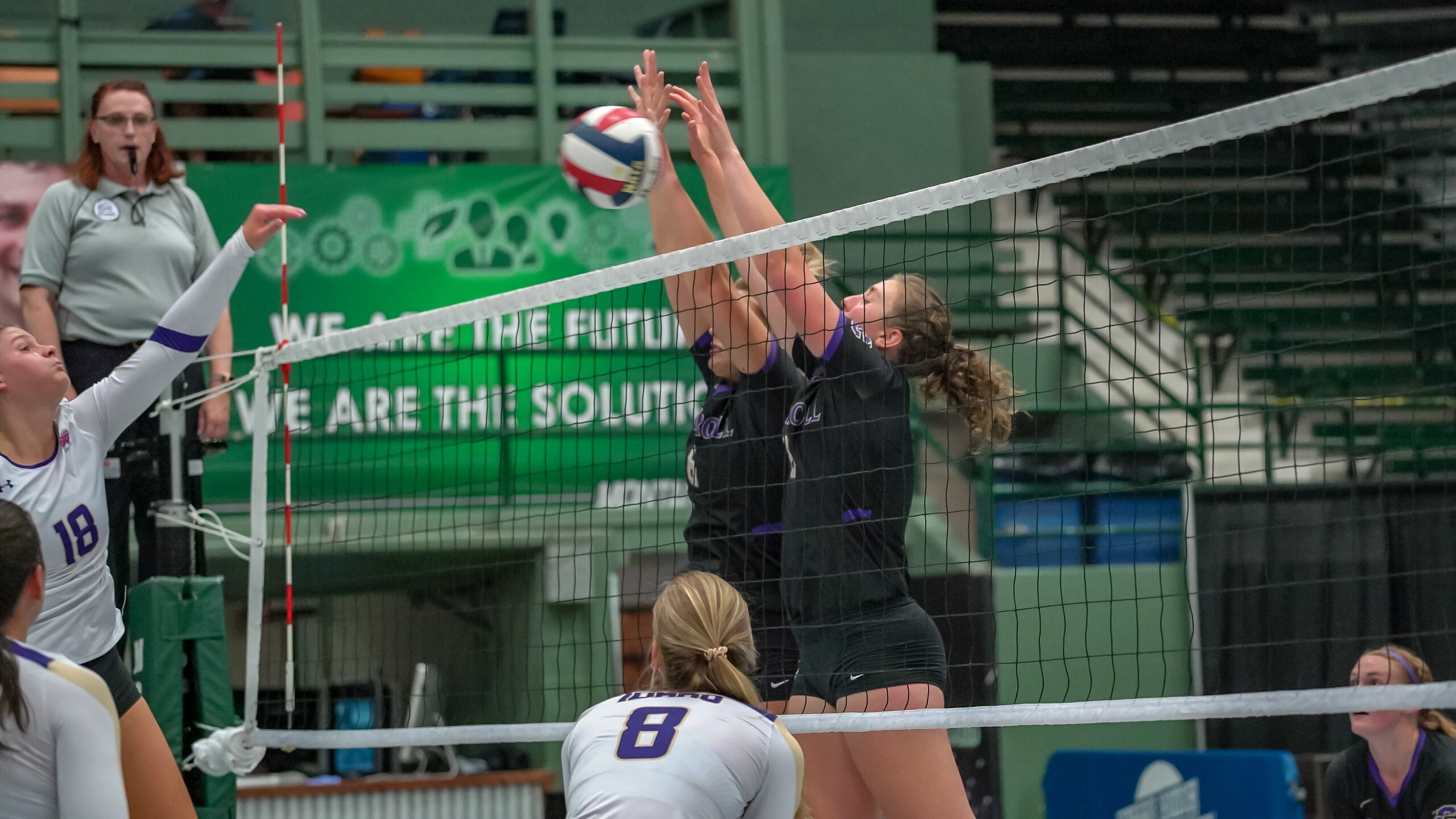Carroll College volleyball