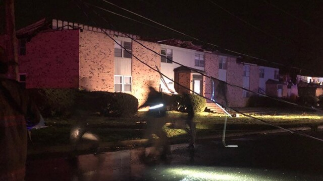 Photos: Tornados Confirmed; Damage Widespread