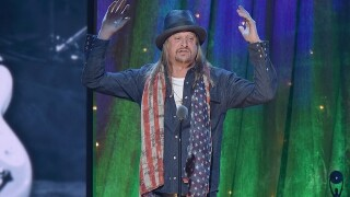 Kid Rock removed from stage following profanity-laced tirade about Oprah and Joy Behar