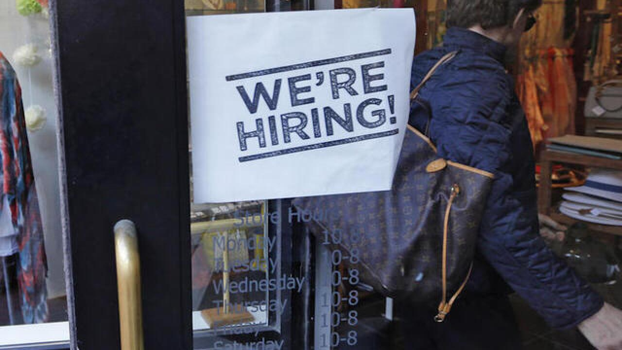US hiring falls to worst in 5 years