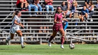 Soccer Wins Top-10 Battle at No. 9 Clemson