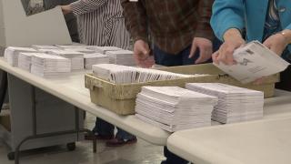 ballots at election