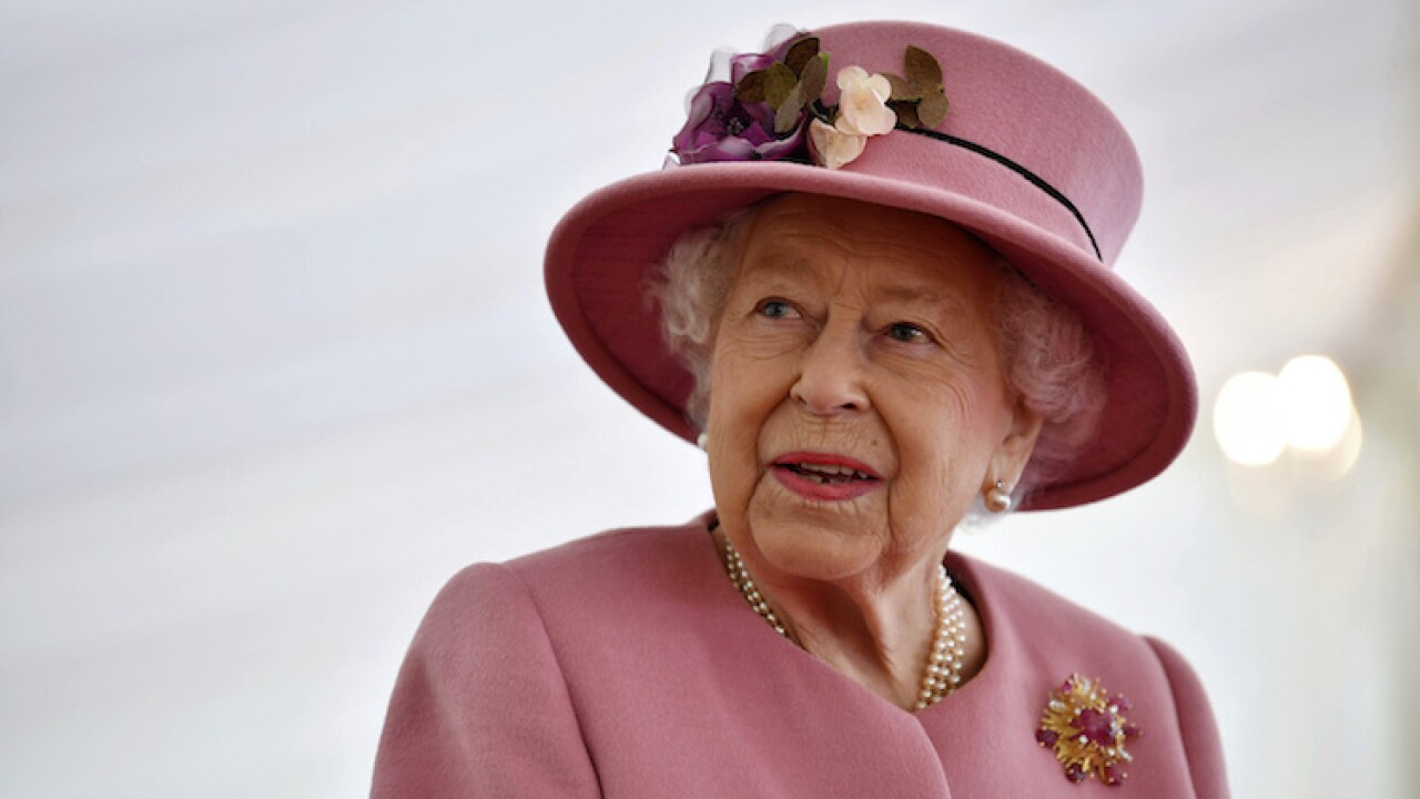 Queen Elizabeth's dog Vulcan reportedly passes away