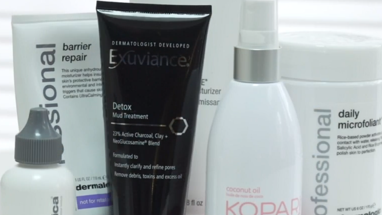 Beauty products might contain dangerous chemicals