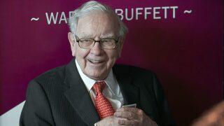 Warren Buffett gave another $4.1 billion to charity