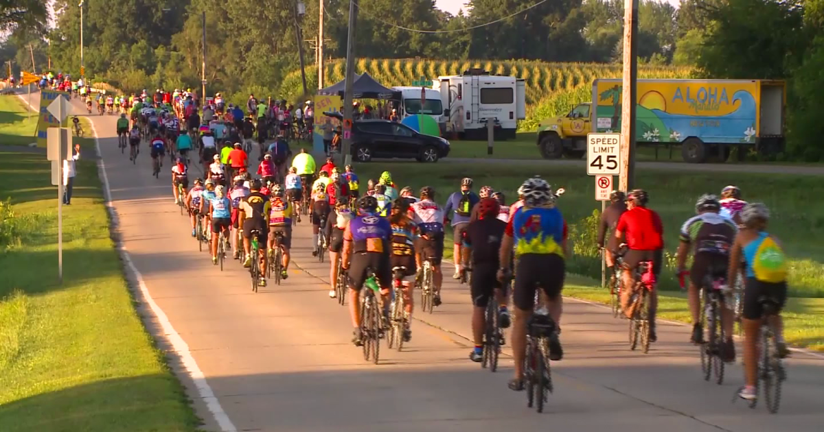 RAGBRAI cycling event - New resource for riders and residents