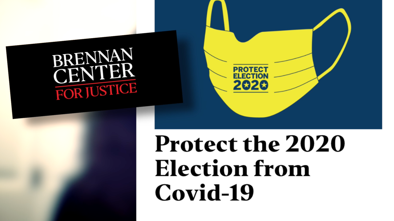 COVID-19 could cause massive disruption and voter disenfranchisement come election day