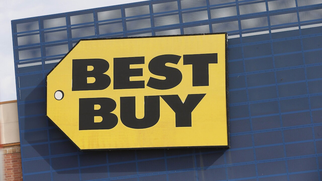 Best Buy to furlough nearly all of its part-time employees, cut 18 percent of full-time employees
