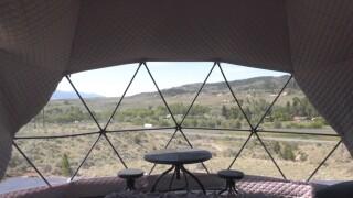 Pipestone dome