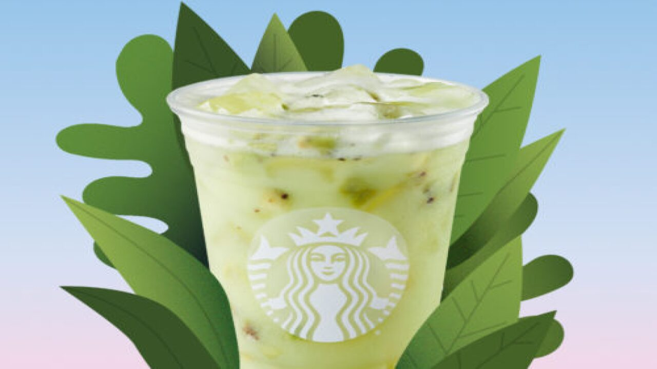 Starbucks Is Releasing A Brand-new Refresher In A Unique Flavor