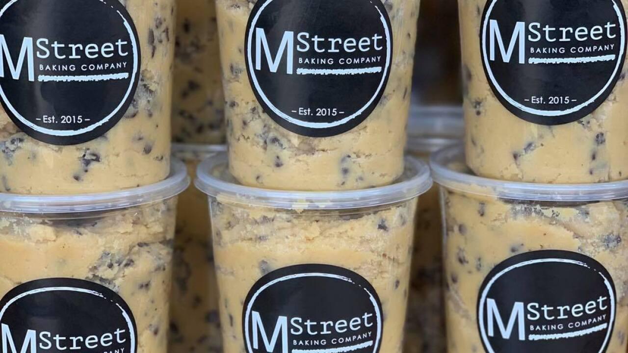 M Street Baking Company making baking fun while staying home