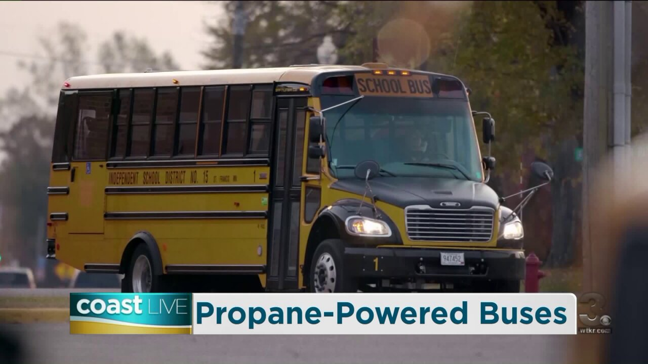 How lower emission bus exhaust may help improve academic performance on CoastLive
