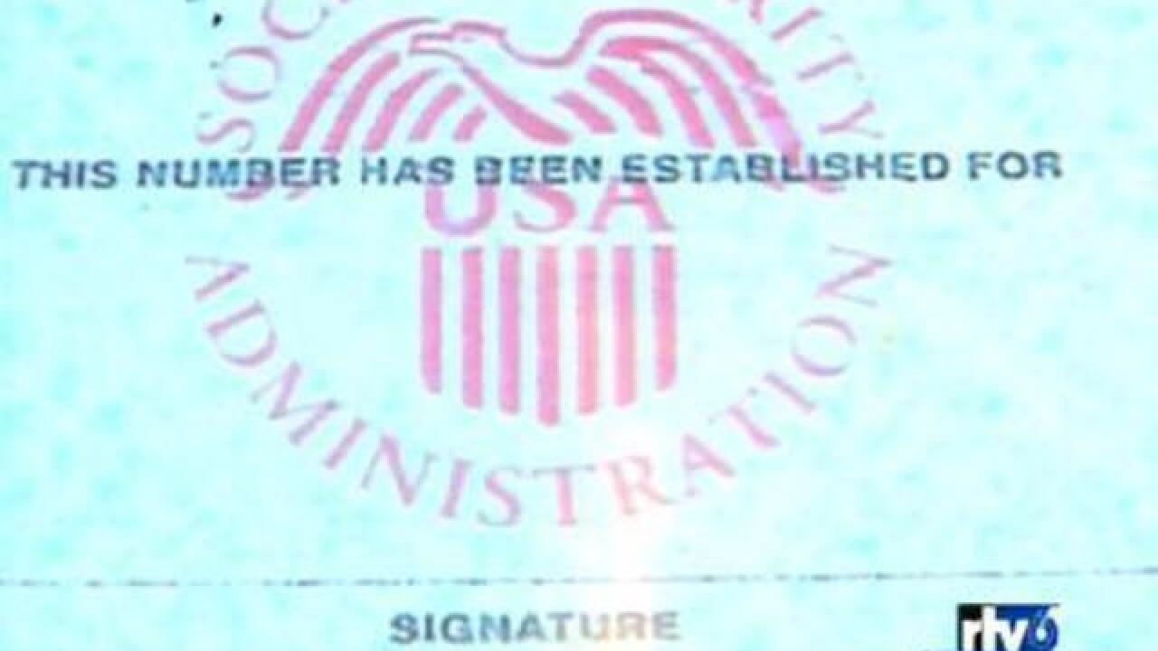 Scam alert: your social security number is not suspended