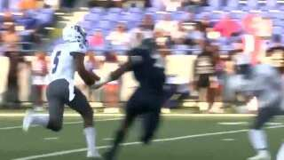 Smith's Punt Return For TD Helps Tennessee St. Top Jackson St.