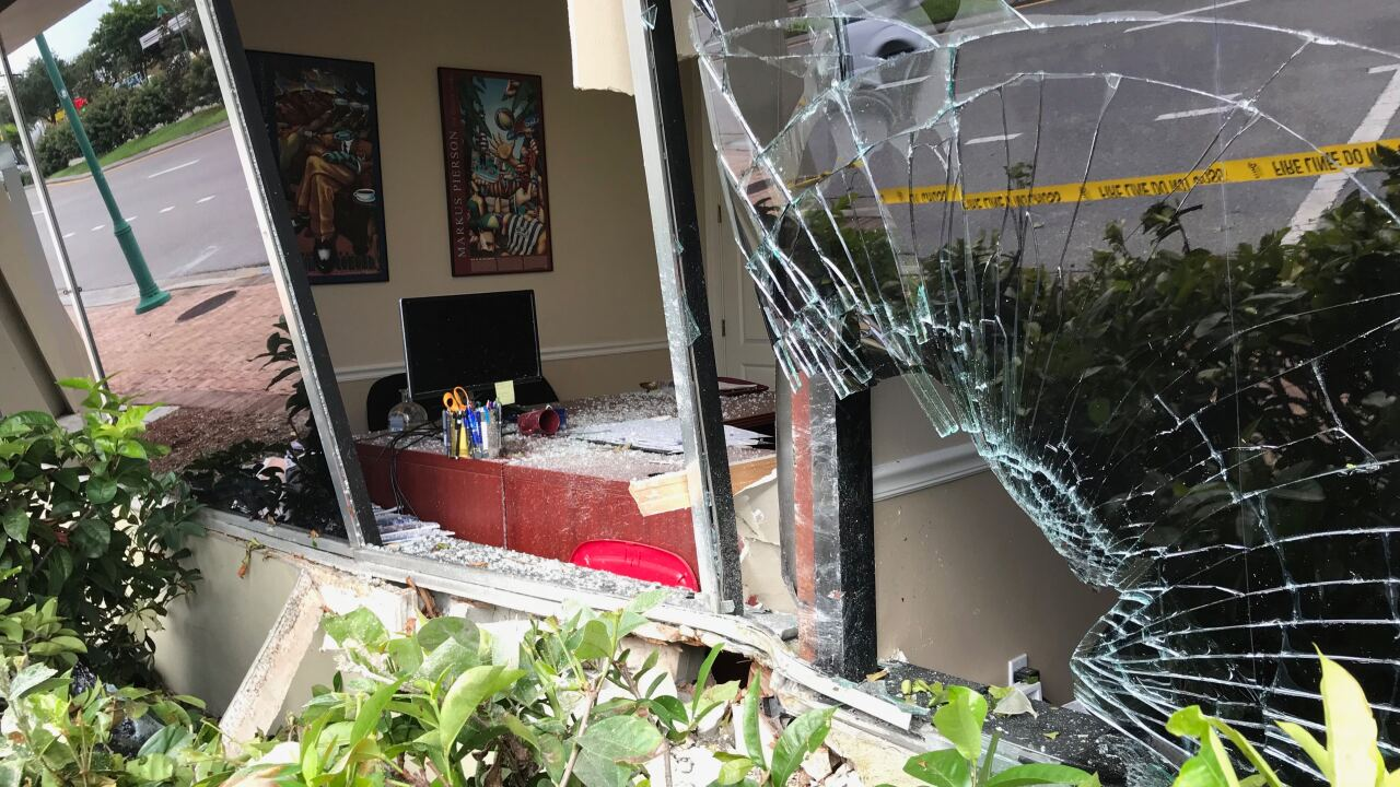 Cape Coral Parkway vehicle into building 2.jpg