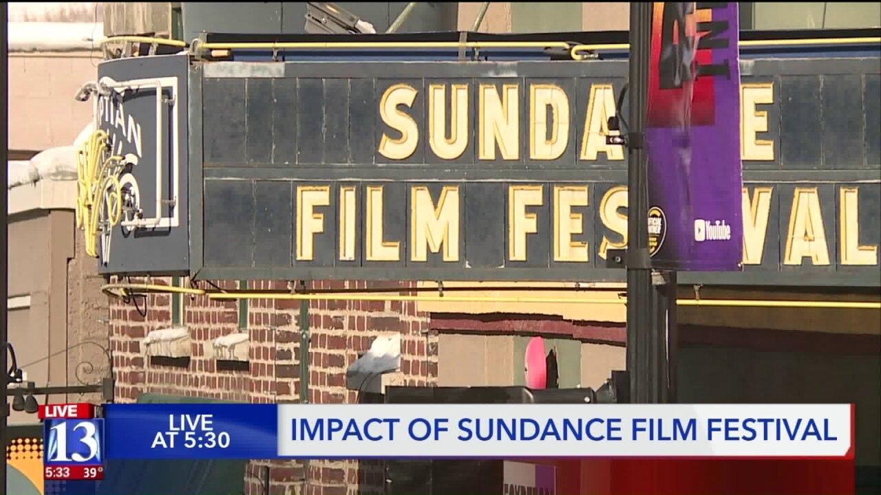 Sundance Film Festival brings $191 million to Utaheconomy