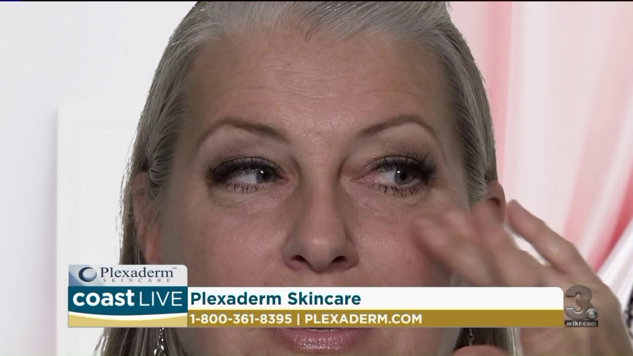 Learning how to get rid of eye bags in minutes on CoastLive