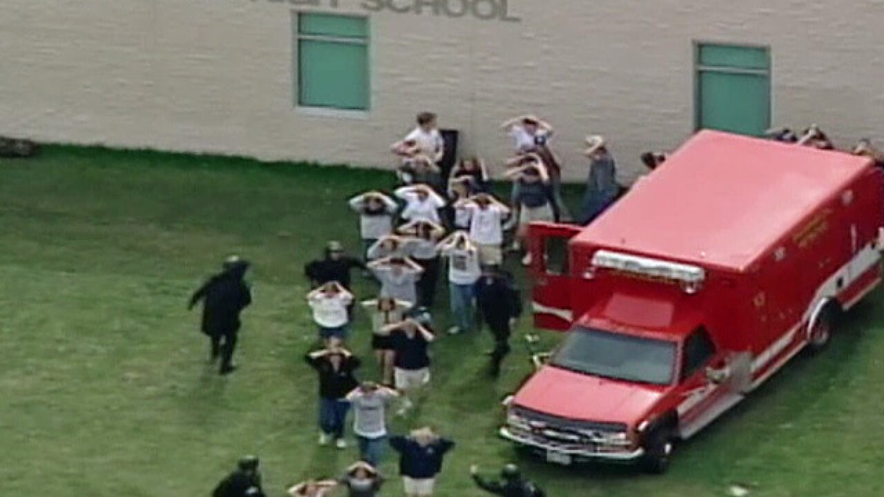 Timeline shows deadliest school shootings in the United States