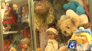 Value of collectible toys soaring