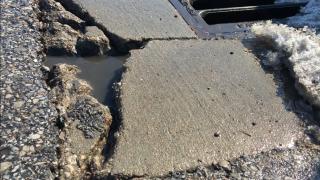 Tulsa potholes