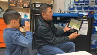 Virtual Reality Classroom