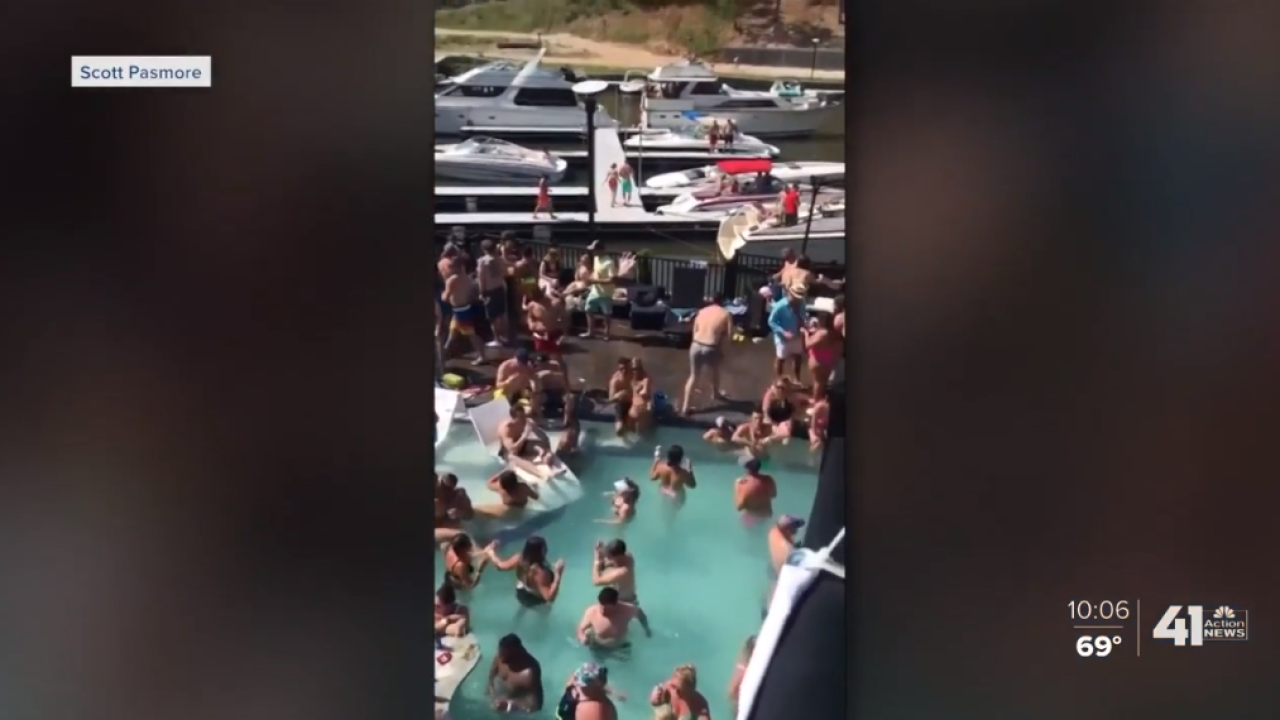 Business owners, health experts react to Lake of the Ozarks viral video