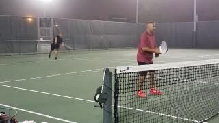 Tennis Center temporary closing down