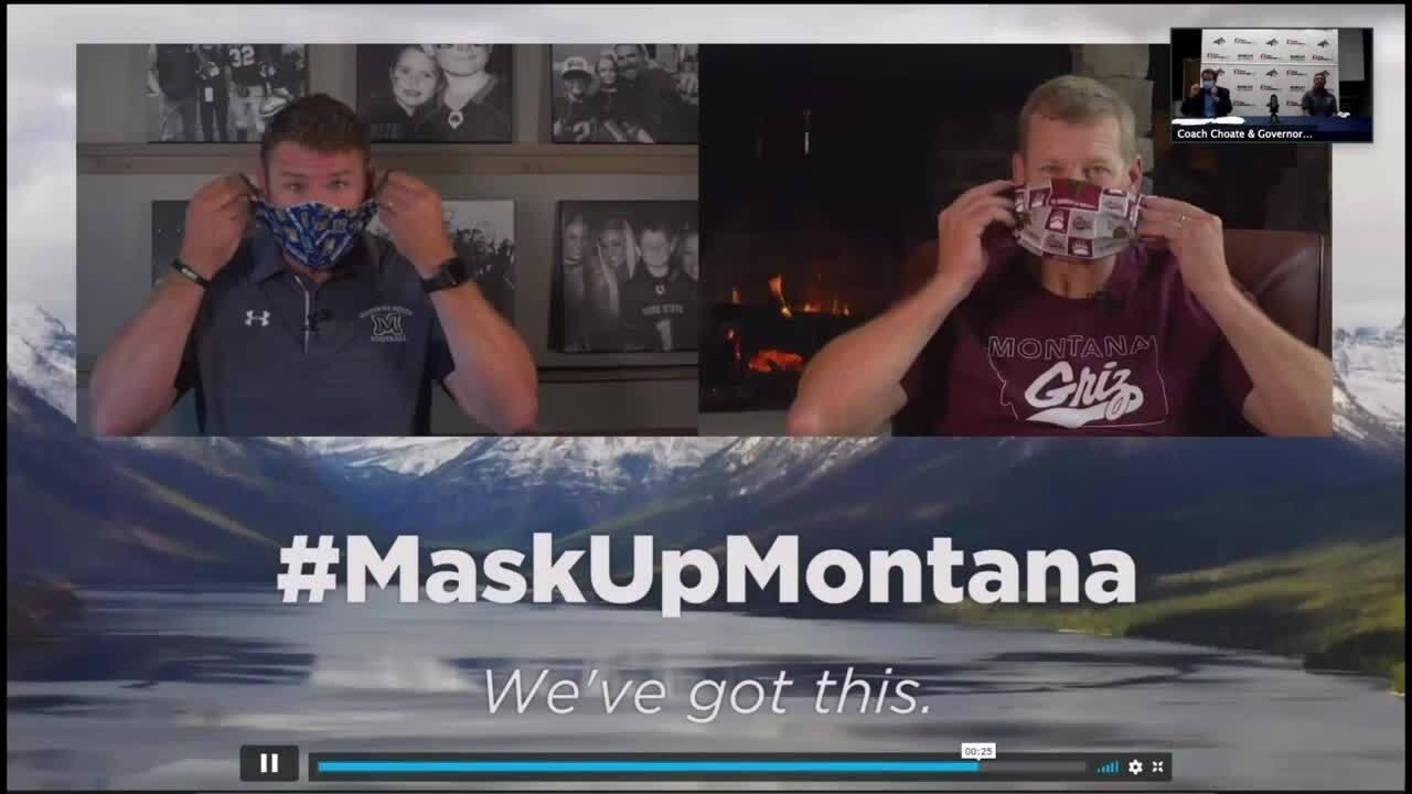 Mask Up Montana