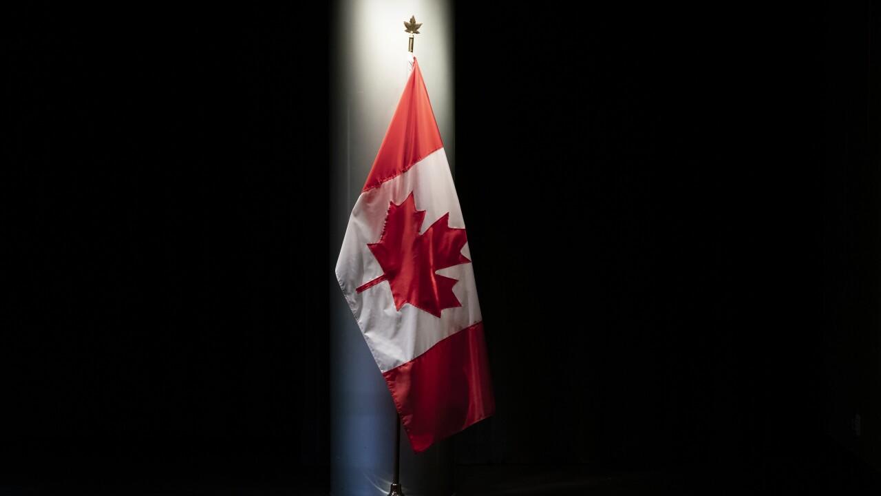 Canadian Flag (AP Images)