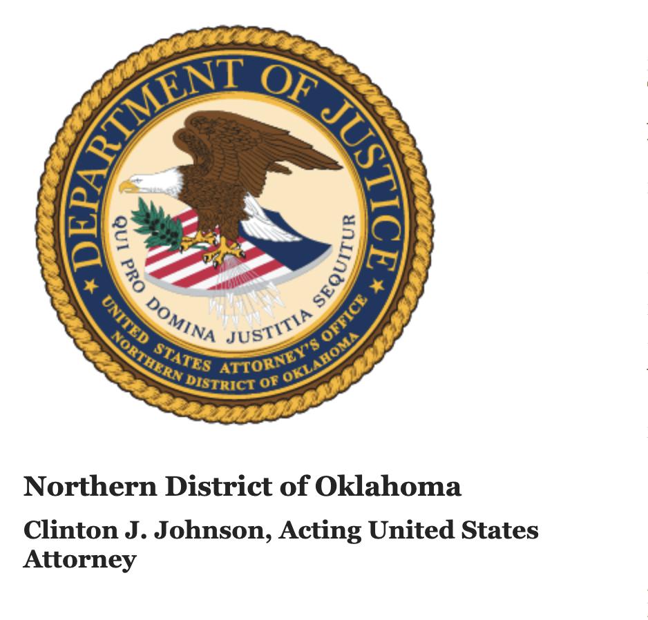 u.s. attorney oklahoma northern district