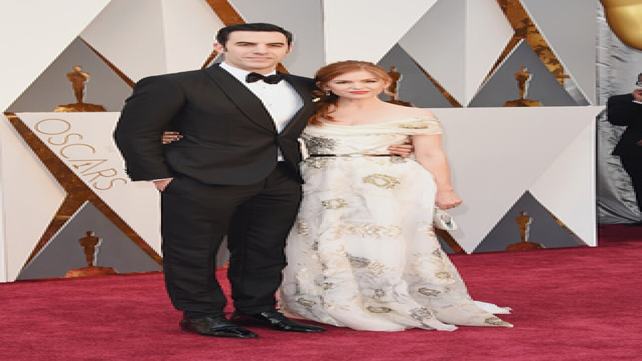 PHOTO: 2016 Academy Awards red carpet gallery