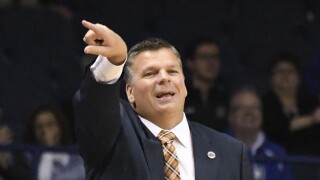 greg mcdermott pointing