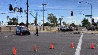8th Avenue and Dobson Fatal Crash