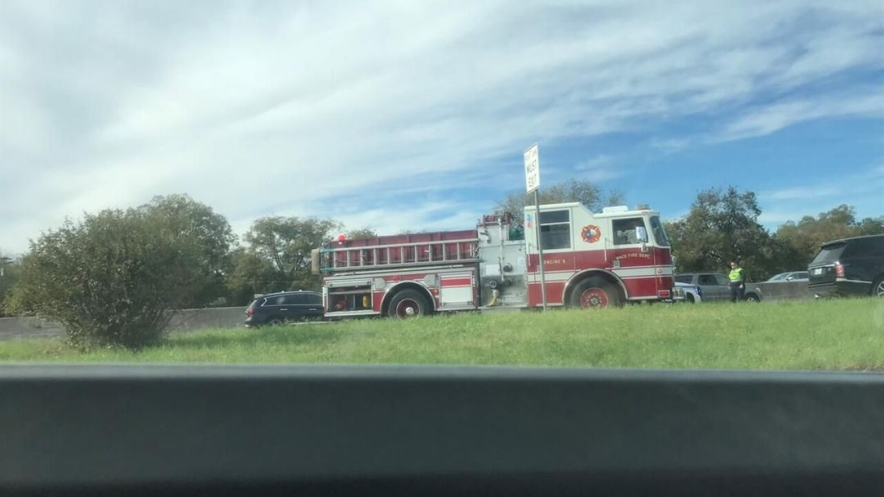 By B Hints || Wreck On I 35 In Waco