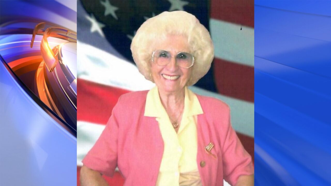 World War II resistance fighter Dame Mary Sigillo Barraco dies at Virginia Beach home