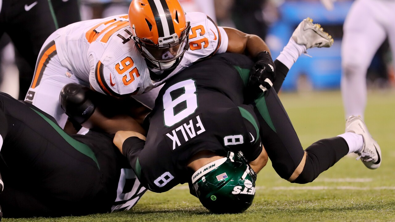 watch c9cd8 e4eae Browns better under bright lights, but many problems remain