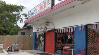 Local diner receives free security system after several burglaries