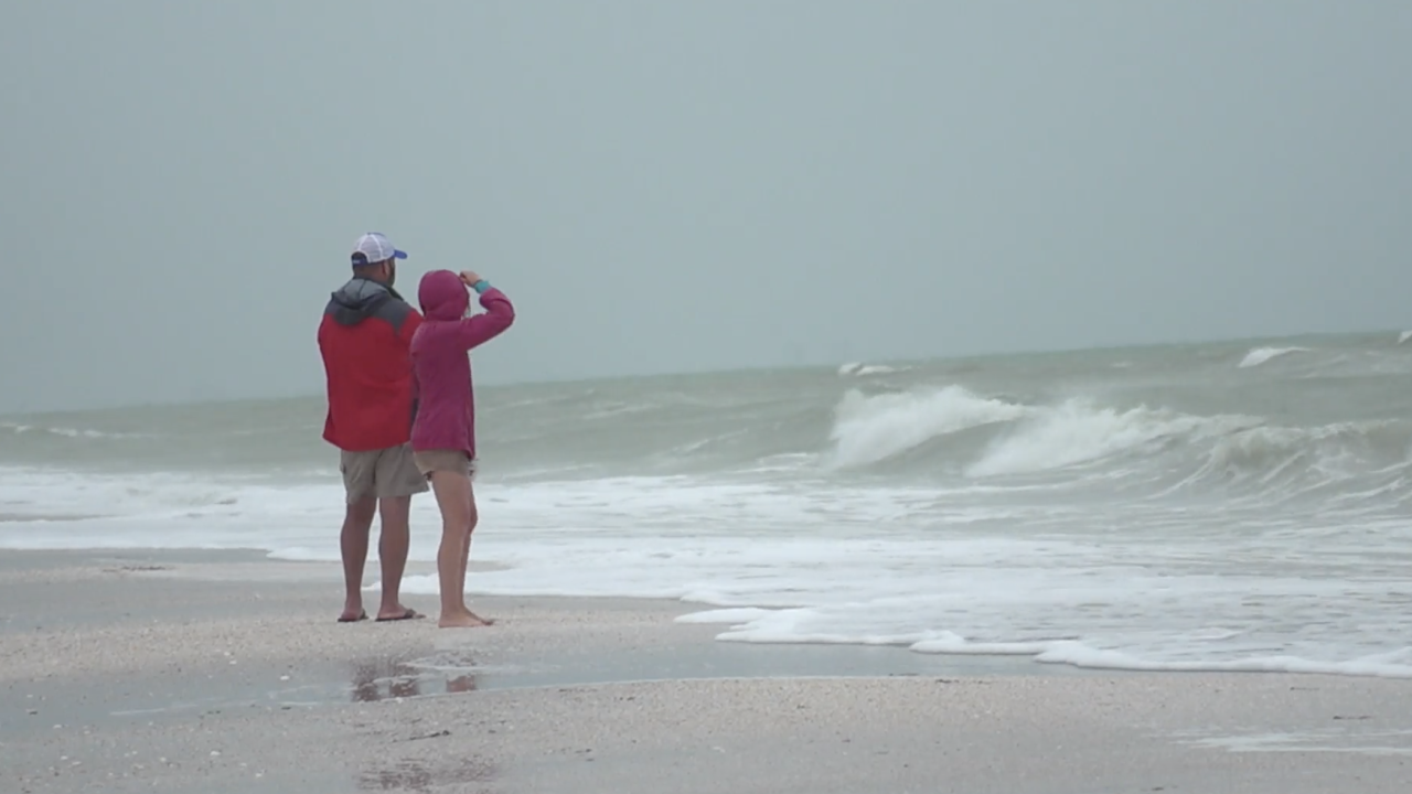 Conditions in Southwest Florida deteriorated throughout Tuesday as Tropical Storm Elsa inched closer and closer.
