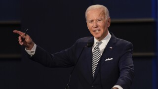 Biden campaign says it raised $3.8 million in a single hour during the first presidential debate