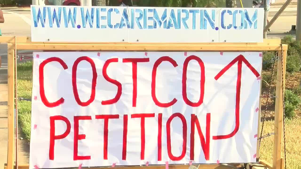 Costco petition sign