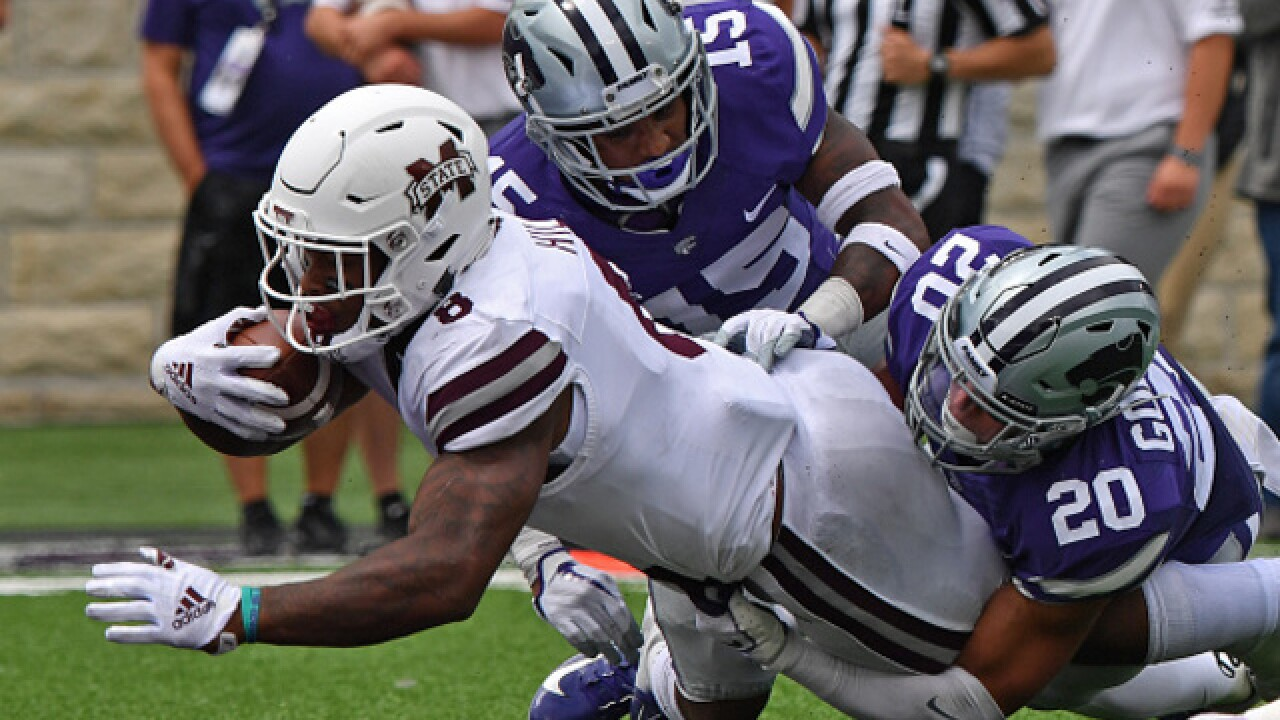 Mississippi State racks up the win in Manhattan 31-10
