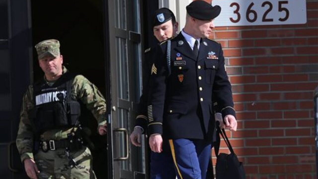 Estimated 300,000 pages of info in Bergdahl case