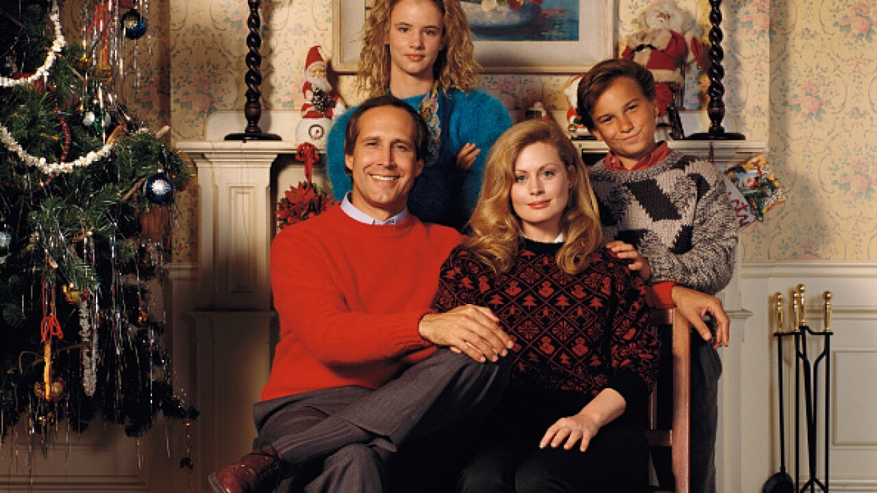 Want to see the Griswolds? 'National Lampoon's Christmas Vacation' to play in Buffalo